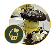 Desserts du terroir (Badge La Mangoune)