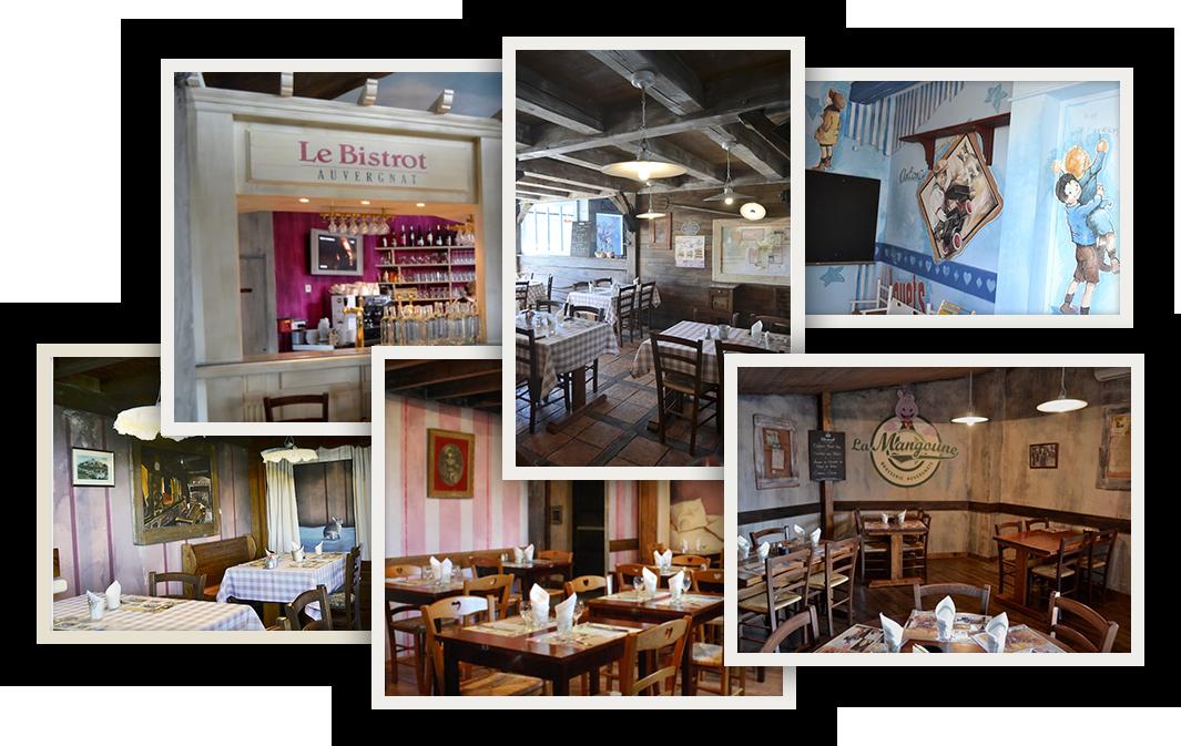 La Mangoune Andelat / Saint-Flour