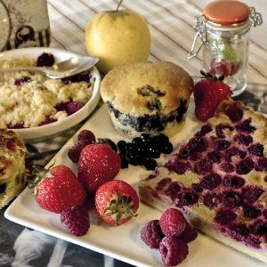 Les bons desserts du Terroir