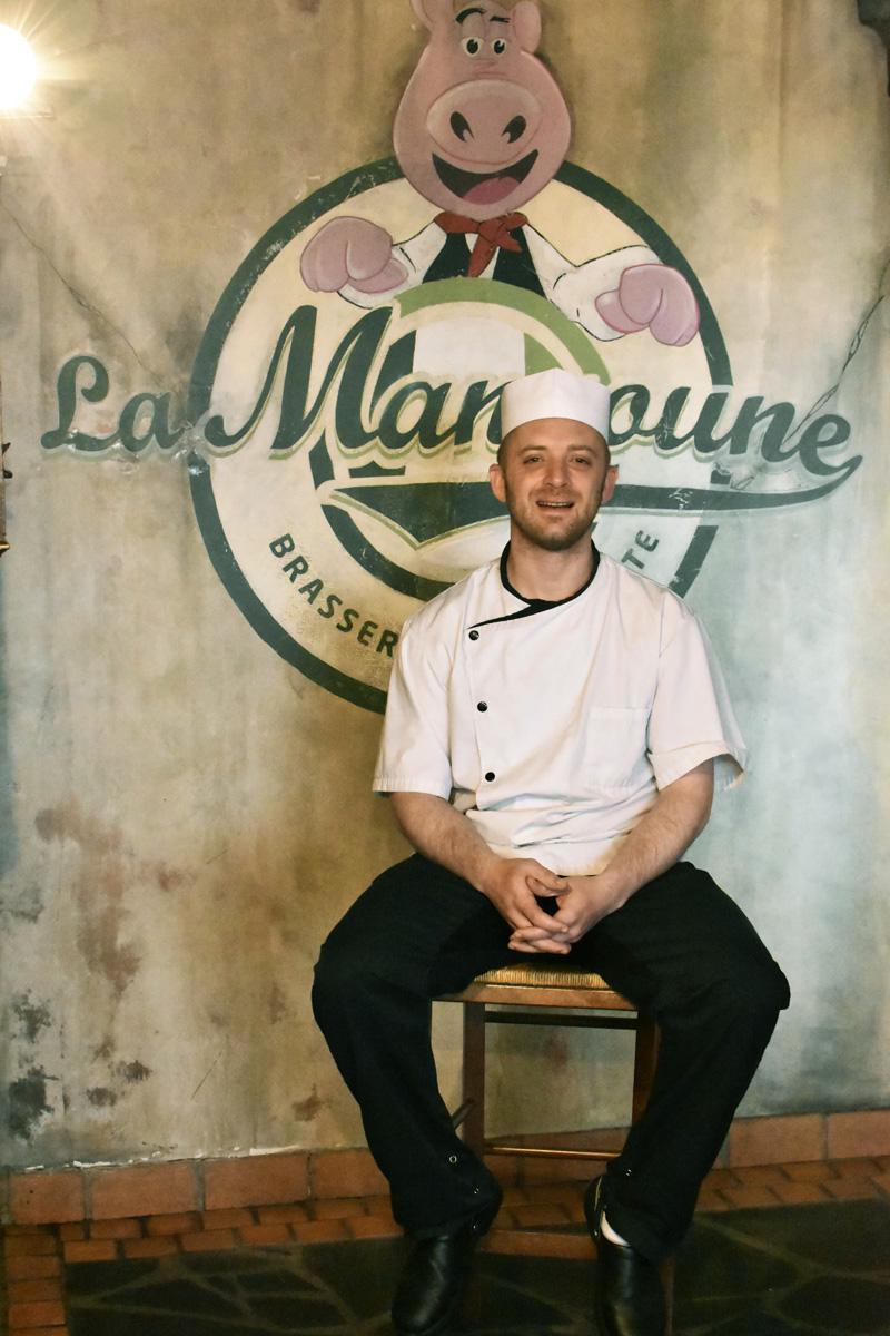 Adrien Mathieu de La Mangoune Andelat / Saint-Flour