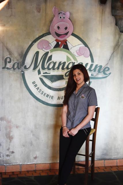 Estelle Baelo San Miguel - La Mangoune Cantal : Saint-Flour