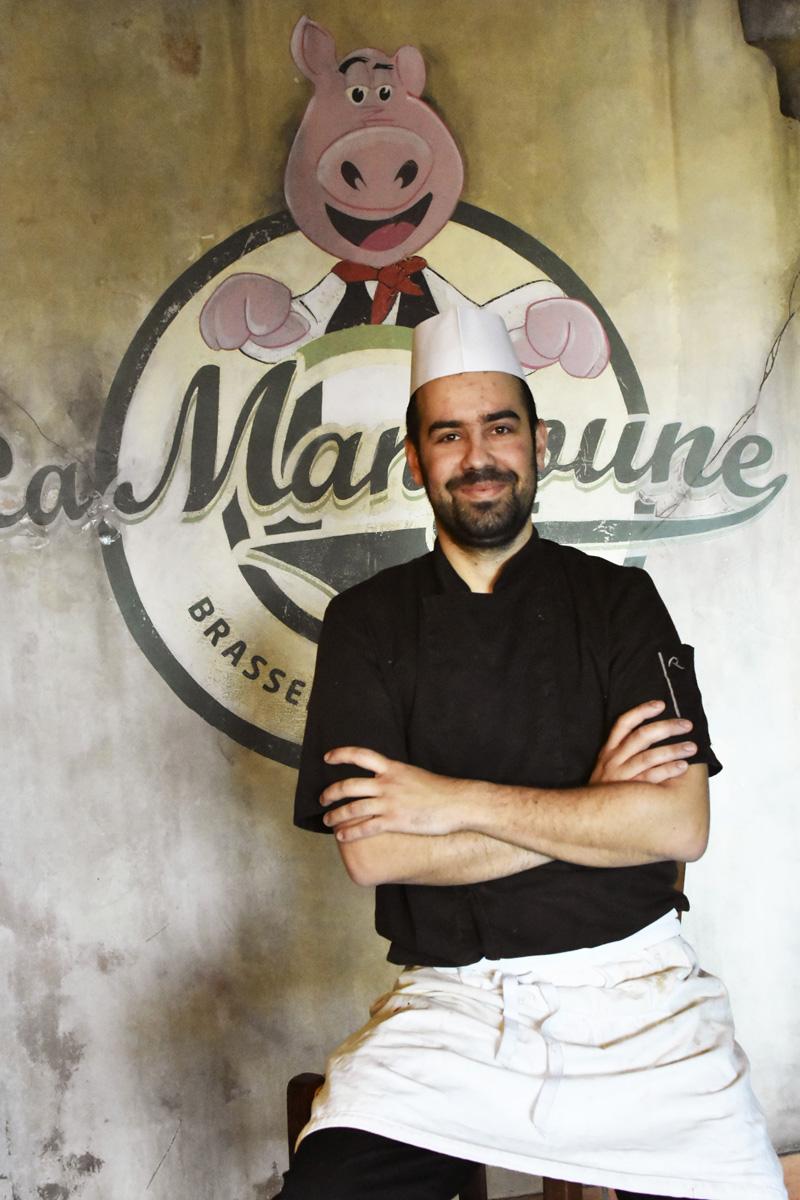 Ludovic Gibelin de La Mangoune Andelat / Saint-Flour