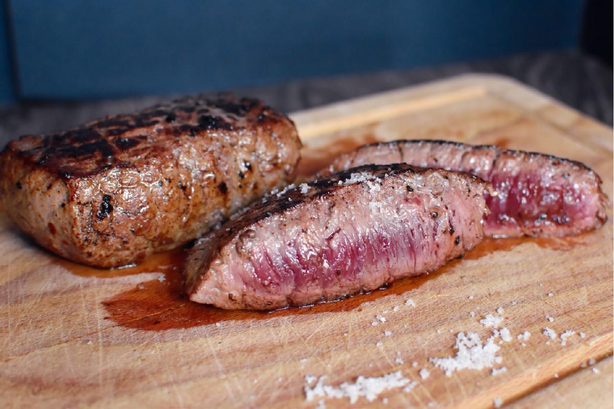 La viande de La Mangoune