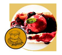 Desserts du terroir