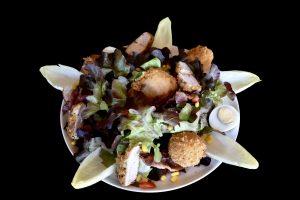 Salade XXL de l'Hiver / La Mangoune