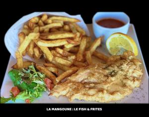 LE FISH & FRITES